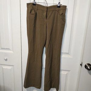 Miracle brown dress pants